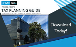 Download the 2018-19 Tax Planning Guide